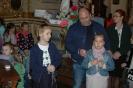 Dzieci komunijne - poświęcenie różańca