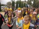 Pielgrzymka dzieci do Rostkowa